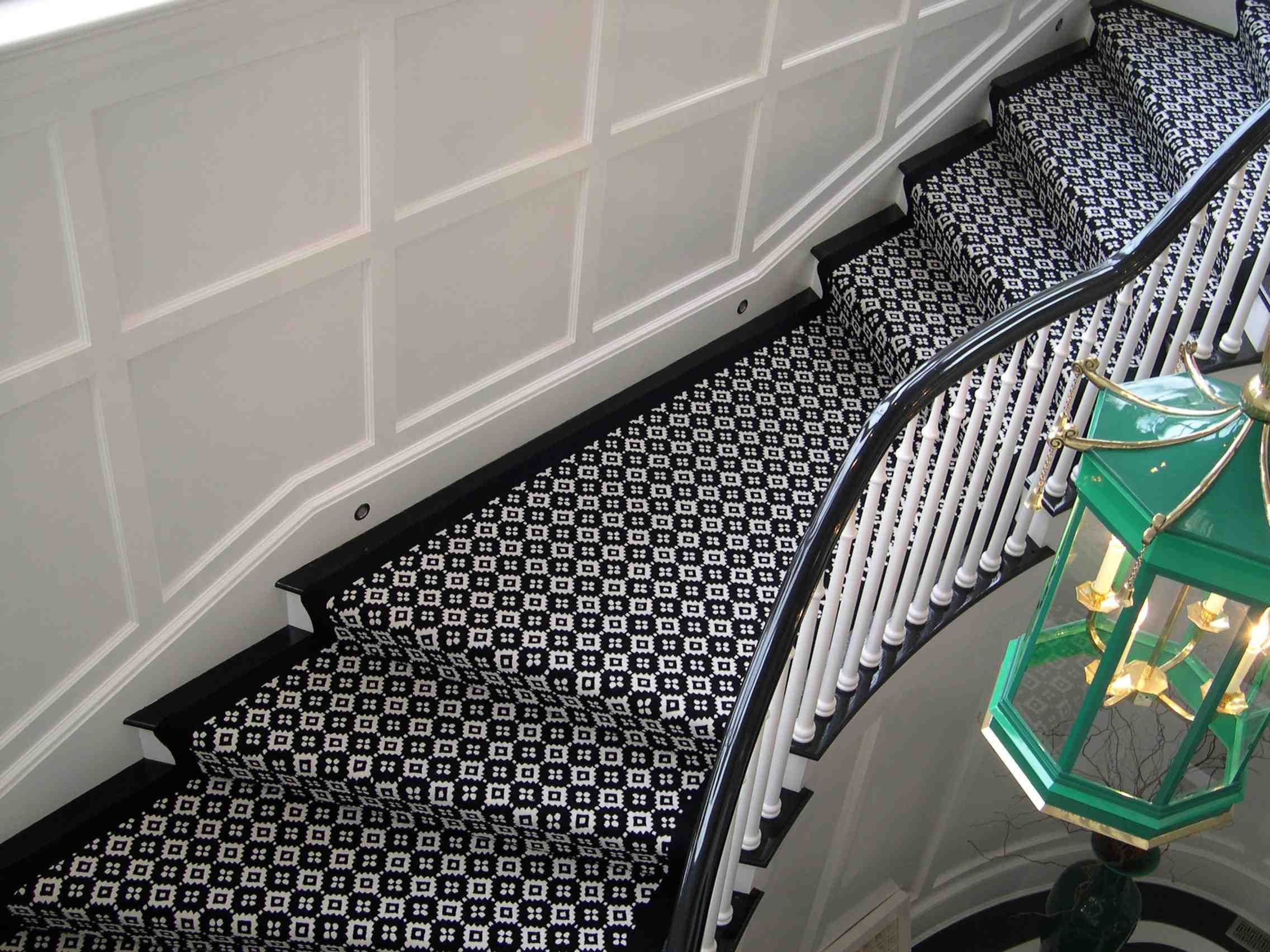 This Is A Custom Handtufted Wool Stair Runner The Entire