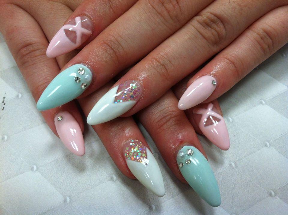 Stiletto nails design is just so feminine description from stiletto nails design is just so feminine description from pinterest i prinsesfo Choice Image