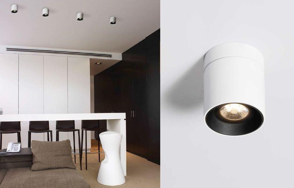 Keukeneiland Wand : Wever en Ducré Summer spotverlichting Huis #Interieur #