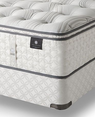 4 297 Hotel Collection By Aireloom King Mattress Set Vitagenic Ultra Plush Luxetop Mattress