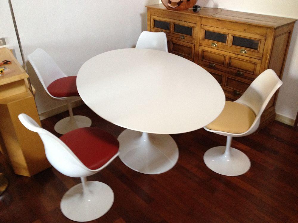 Sedie Saarinen ~ Sedie per tavolo saarinen in marmo cerca con google tavolo