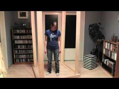I built a tardis tardis bauen pinterest traumzimmer und selber bauen - Tardis selber bauen ...