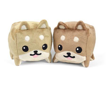 Cube Dog Shiba Inu Puppy Plush Toy Sewing Pattern | Pinterest