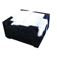 Cowhide Ottoman Lrg Sqr  OVER 30 OFF NORMAL WHOLESALE  Please Click the image for more information.