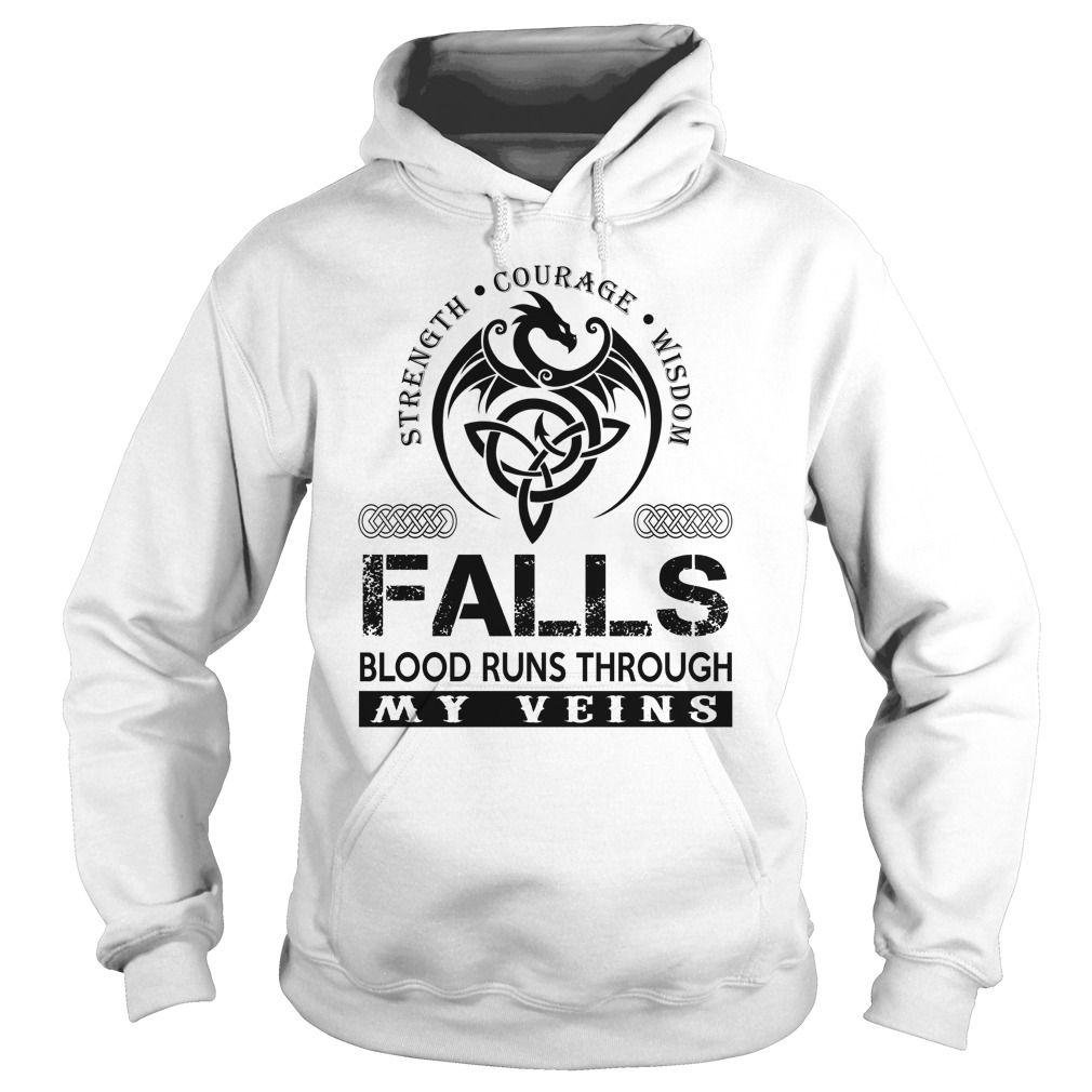 Falls shirts falls blood runs through my veins name shirts gift