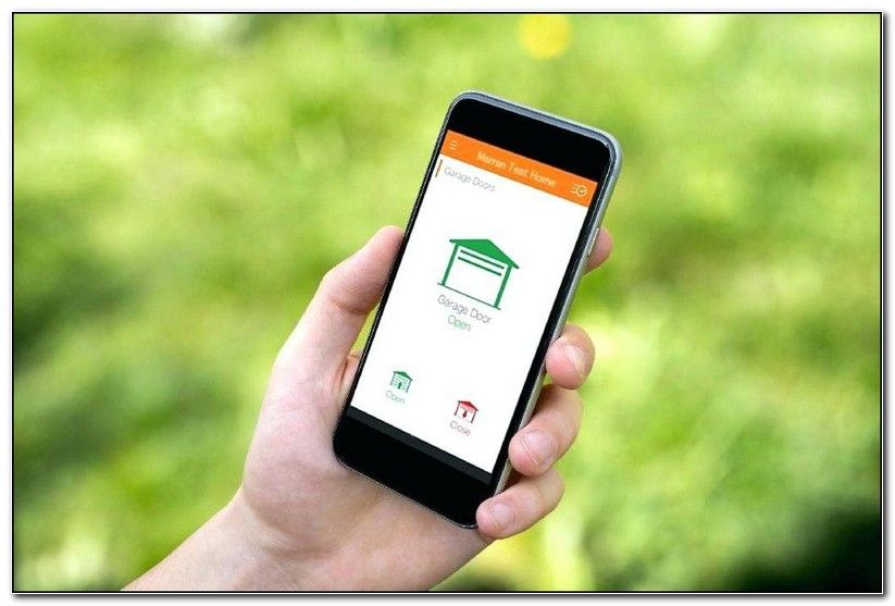 Universal Garage Door Remote App For Iphone Check more at