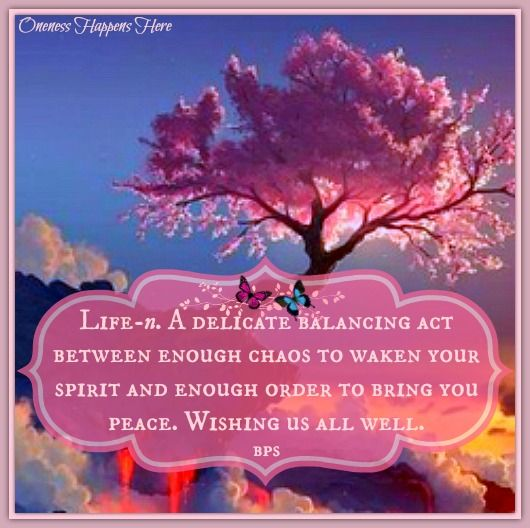 Cherry Blossom Tree Quote About Life Https Www Faceboook Com Onenesshappenshere Tree Quotes Spiritual Wisdom Inspirational Quotes