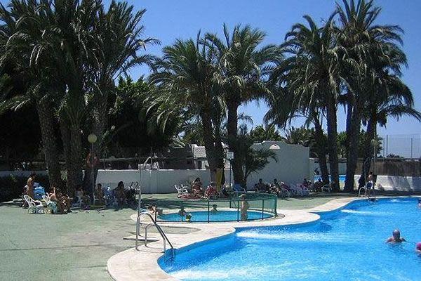Camping Roquetas En Roquetas De Mar Guía Vayacamping Andalucía Viajes Almería