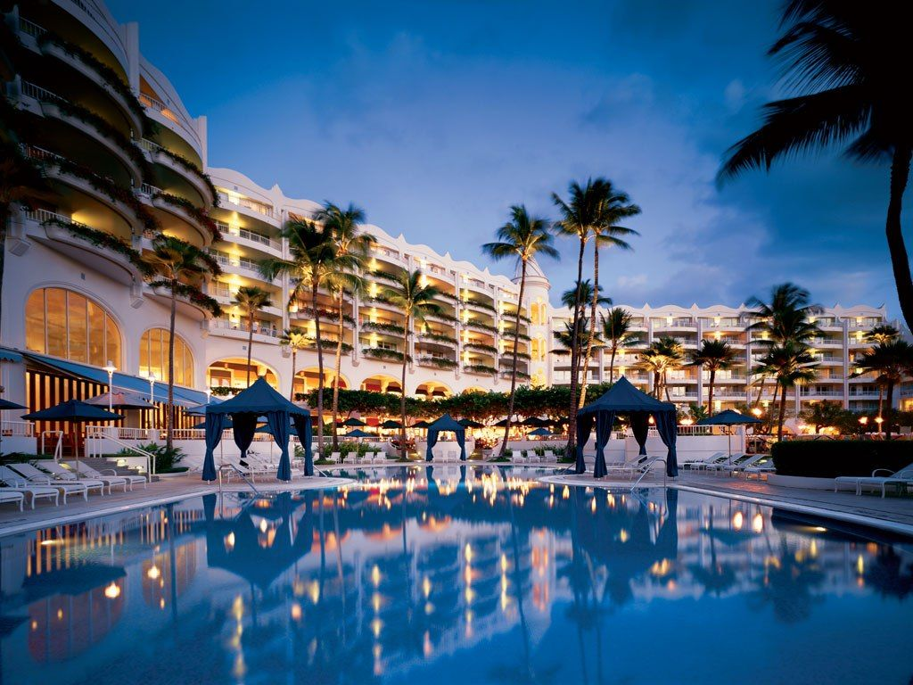 Fairmont Kea Lani Maui Hawaii United States