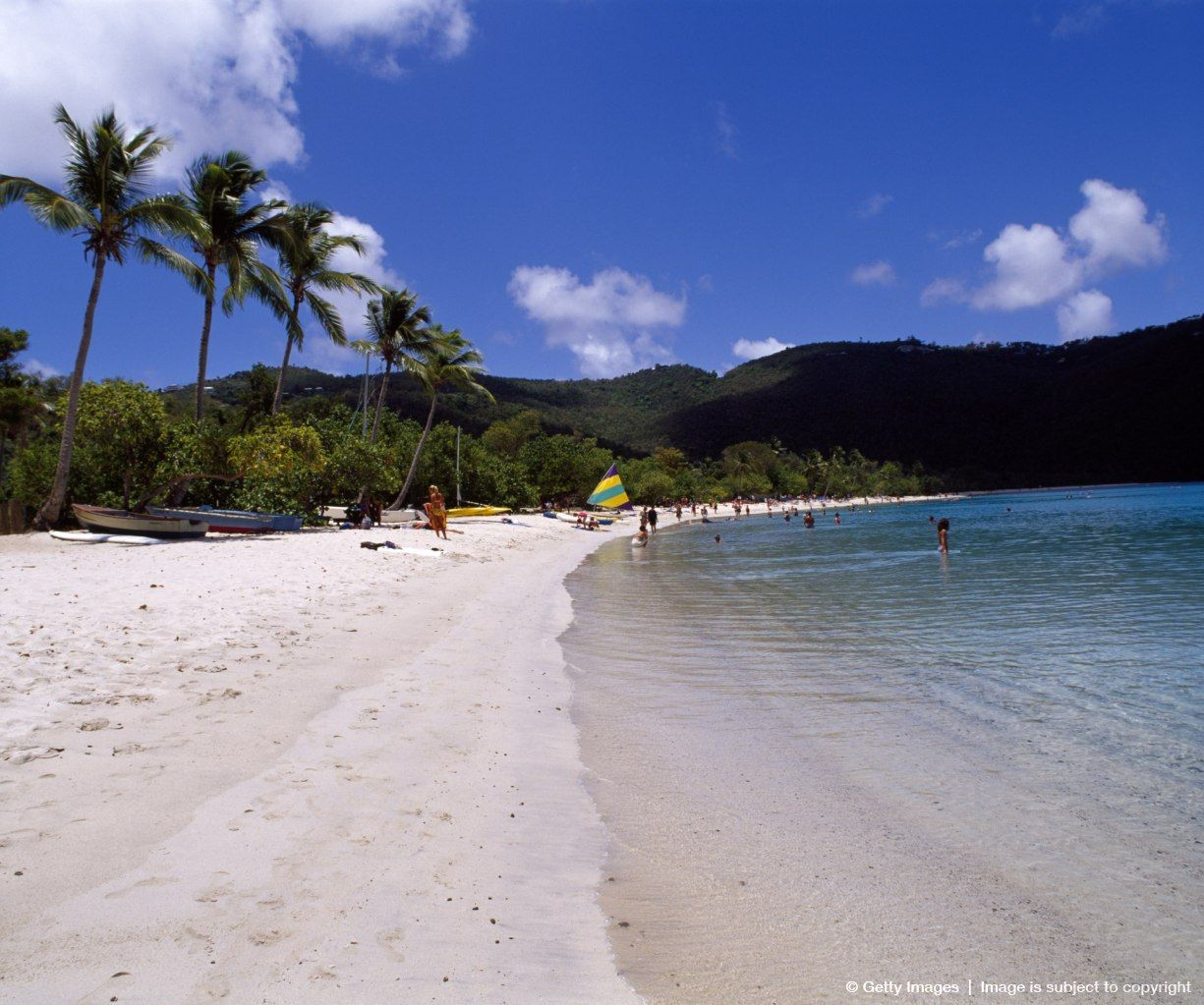 -Magens Bay Beach, St. Thomas, U.S. Virgin Islands
