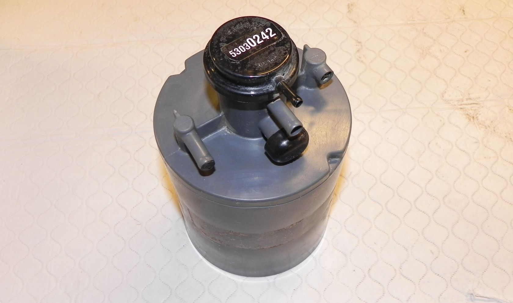 medium resolution of jeep wrangler yj emissions charcoal vapor canister filter evap 91 95 free ship