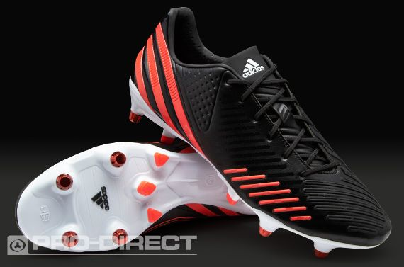 adidas Predator LZ XTRX SG Boots BlackPopWhite | Cool