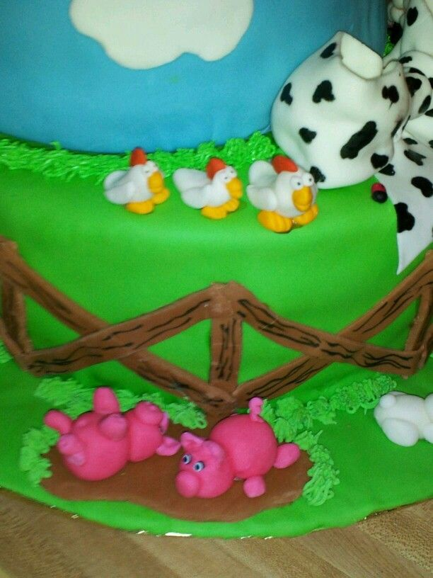 Barn animals by SweetBlessingsbyLou