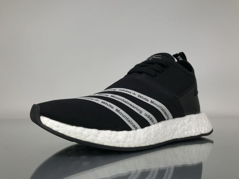 3023c3ad2c02c White Mountaineering x Adidas NMD R2 Primekini BB2978 Men Women Ladies  Girls Real Boost for Sale2
