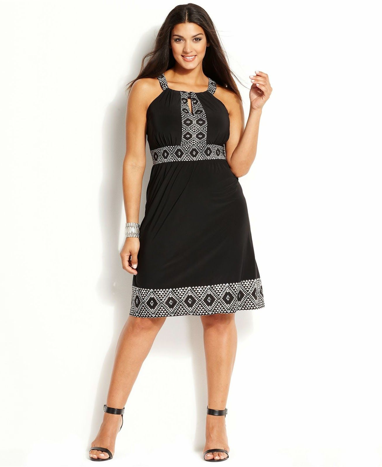exclusivos vestidos de fiesta para gorditas moda y tendencias