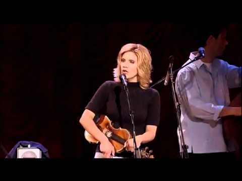 Alison Krauss Union Station When You Say Nothing At All 2002