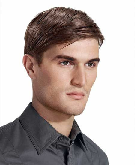 Marvelous 1000 Images About Men39S Wavy Straight Haircuts On Pinterest Short Hairstyles Gunalazisus