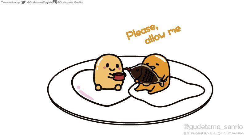 Gudetama super cute. Media tweets by gudetamaenglish