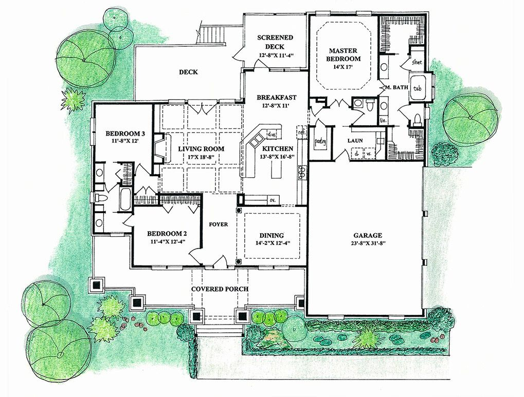 Ambler | Stephen Davis Home Design | Home plans I like | Pinterest ...
