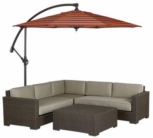 Perfect The Ventura Free Standing Patio Umbrella