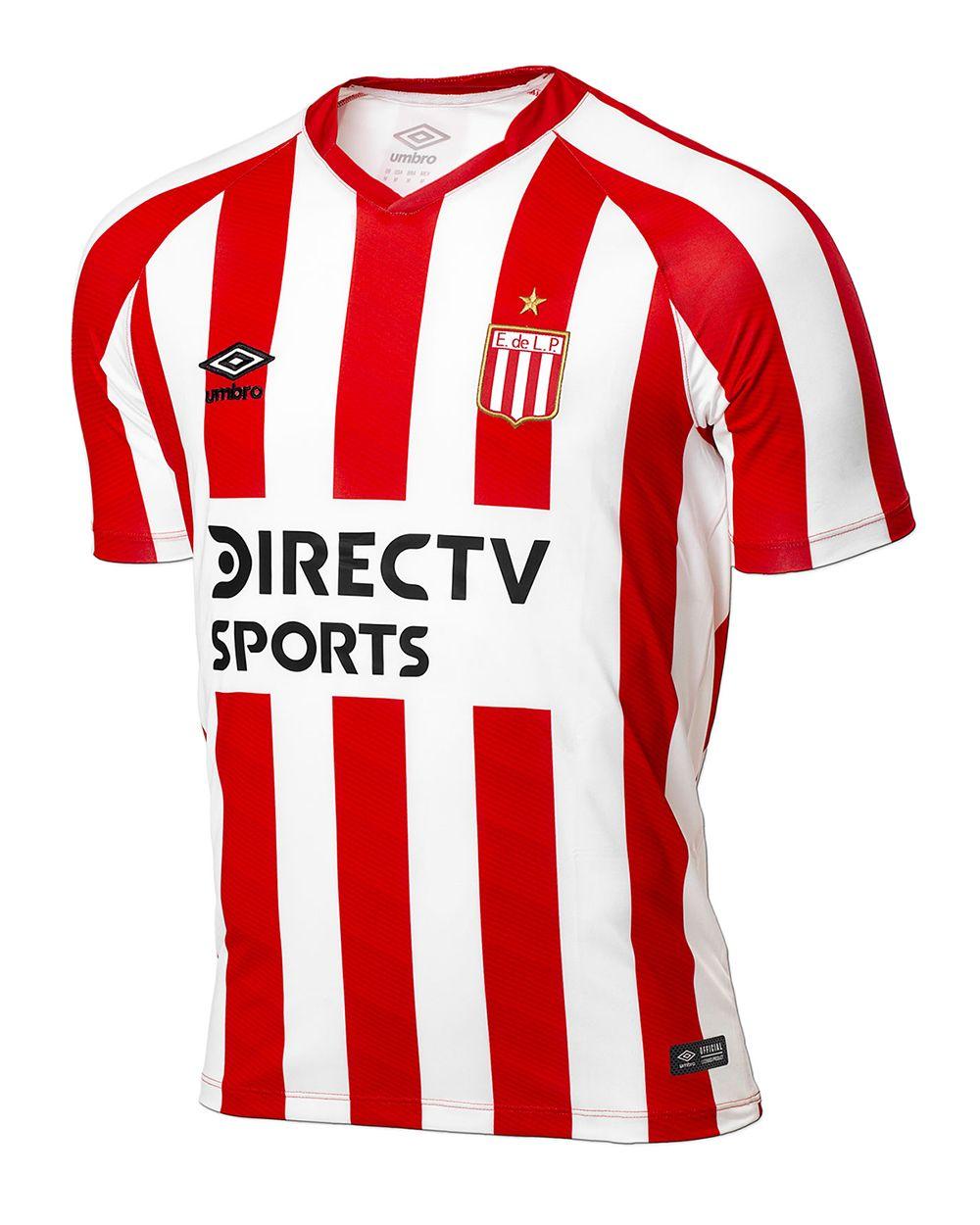 Estudiantes 2018-19 titular. Encuentra este Pin y muchos más en camisetas  futbol ... 5674d42b33840