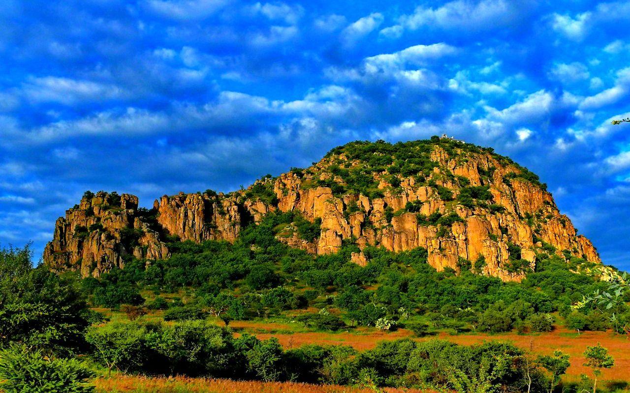 Cerro de la Virgen.