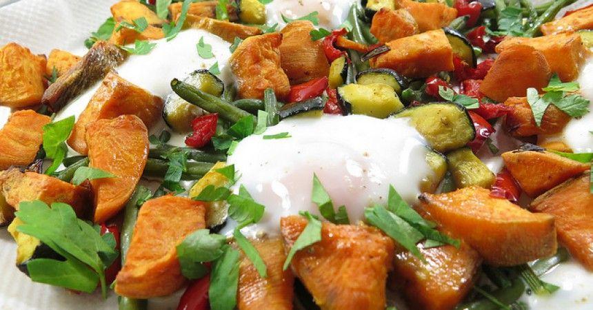 Oeufs aux légumes (recette légère)   Ma p'tite cuisine