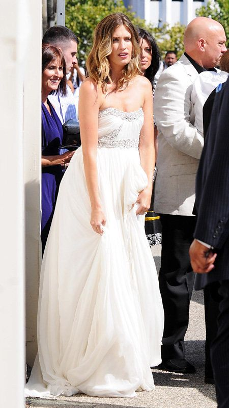 The Best Dressed Celebrity Brides Of All Time Famous