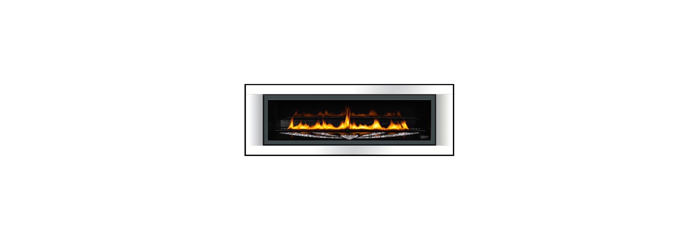 napoleon lhds50 linear fireplace surround for napoleon lhd50ss and