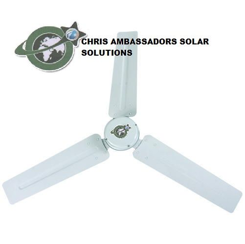 Solar Bldc Brush Less Motor Fan Our Solar Ceiling Fans Can Be