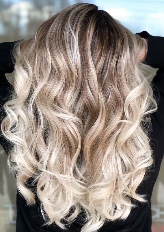 Dimensional Blonde With Balayage Highlights to Show Off in 2020 | Absurd Styles