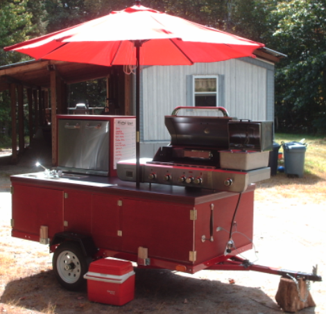 Books E Z Built Hot Dog Cart Cart Ideas Hot Dog Cart Hot Dogs Cart