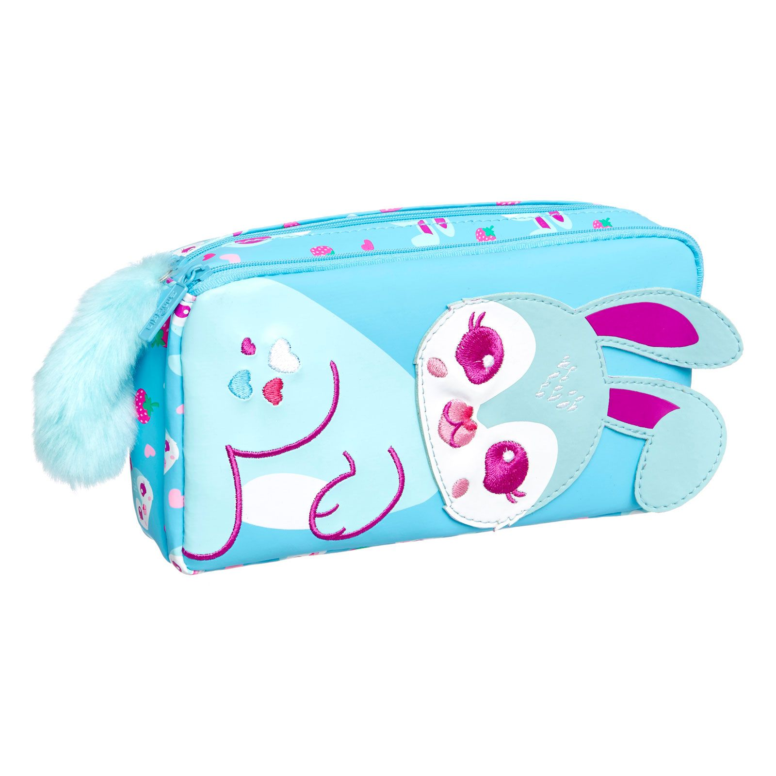 Image for Wild Character Pocket Pencil Case from Smiggle