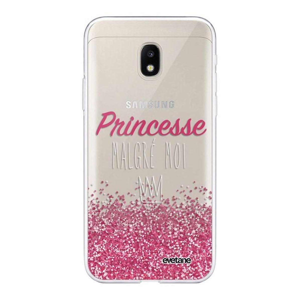 coque samsung j3 2017 petit princesse