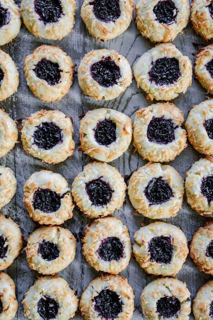 Who doesnt love a good butter cookie Am I right A rich shortbread These Jam Thumbprint Cookies deliver the decadence of a shortbread with the sweet complement of a tasty...