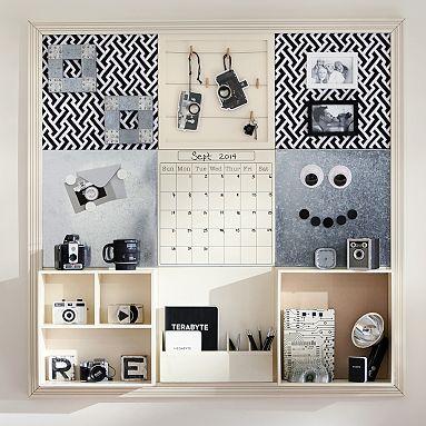 3x3 Black Links A Lot Galvi Set Home Decor Sale Style