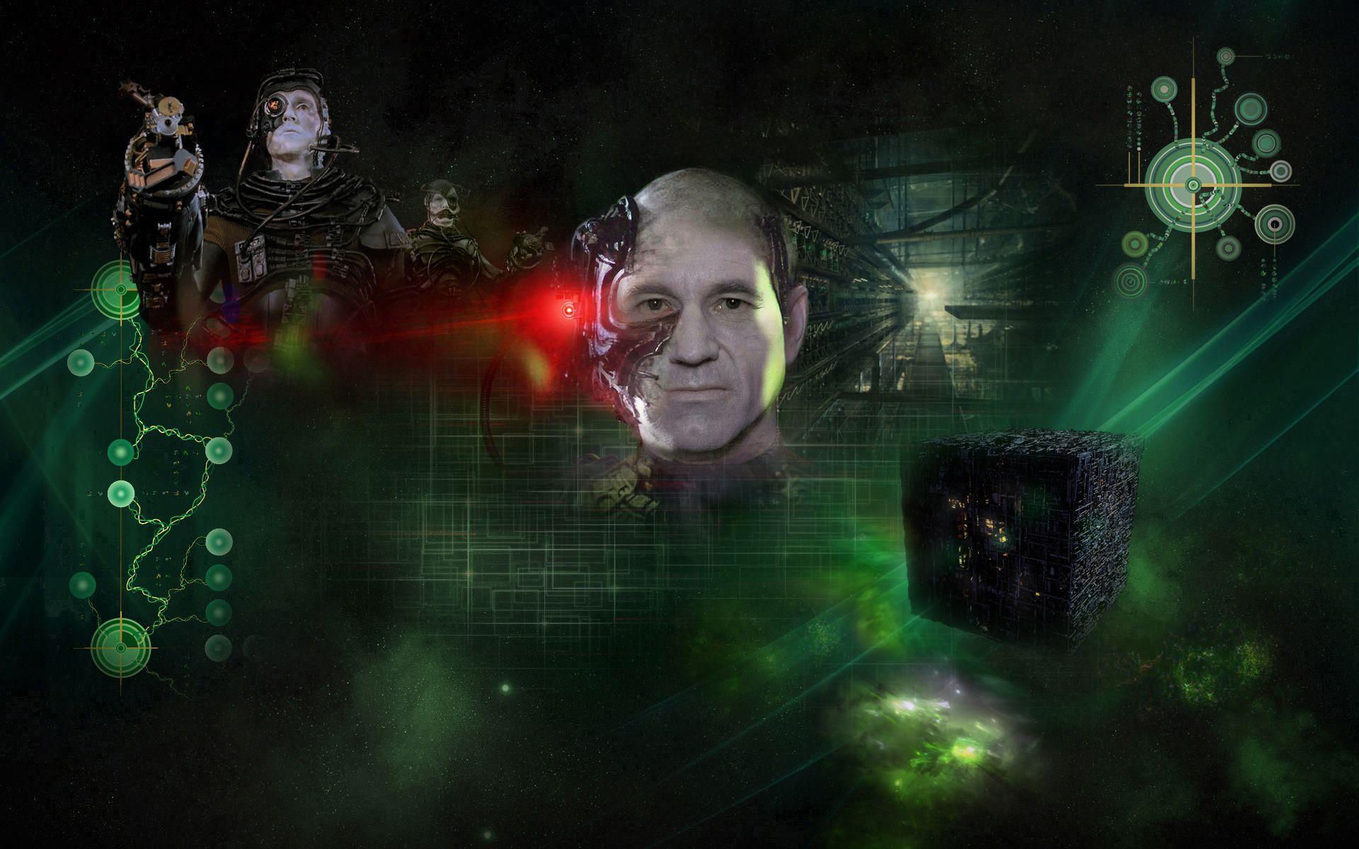 #STARFLEET INTELLIGENCE: #The_Borg | #StarTrek