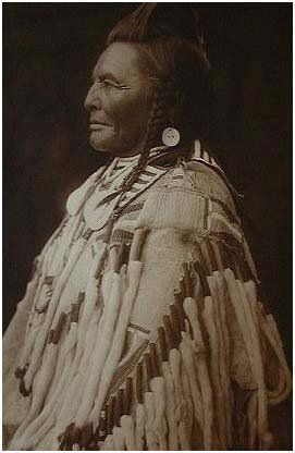 Maohpish (aka Shot In The Hand) - Crow - 1908