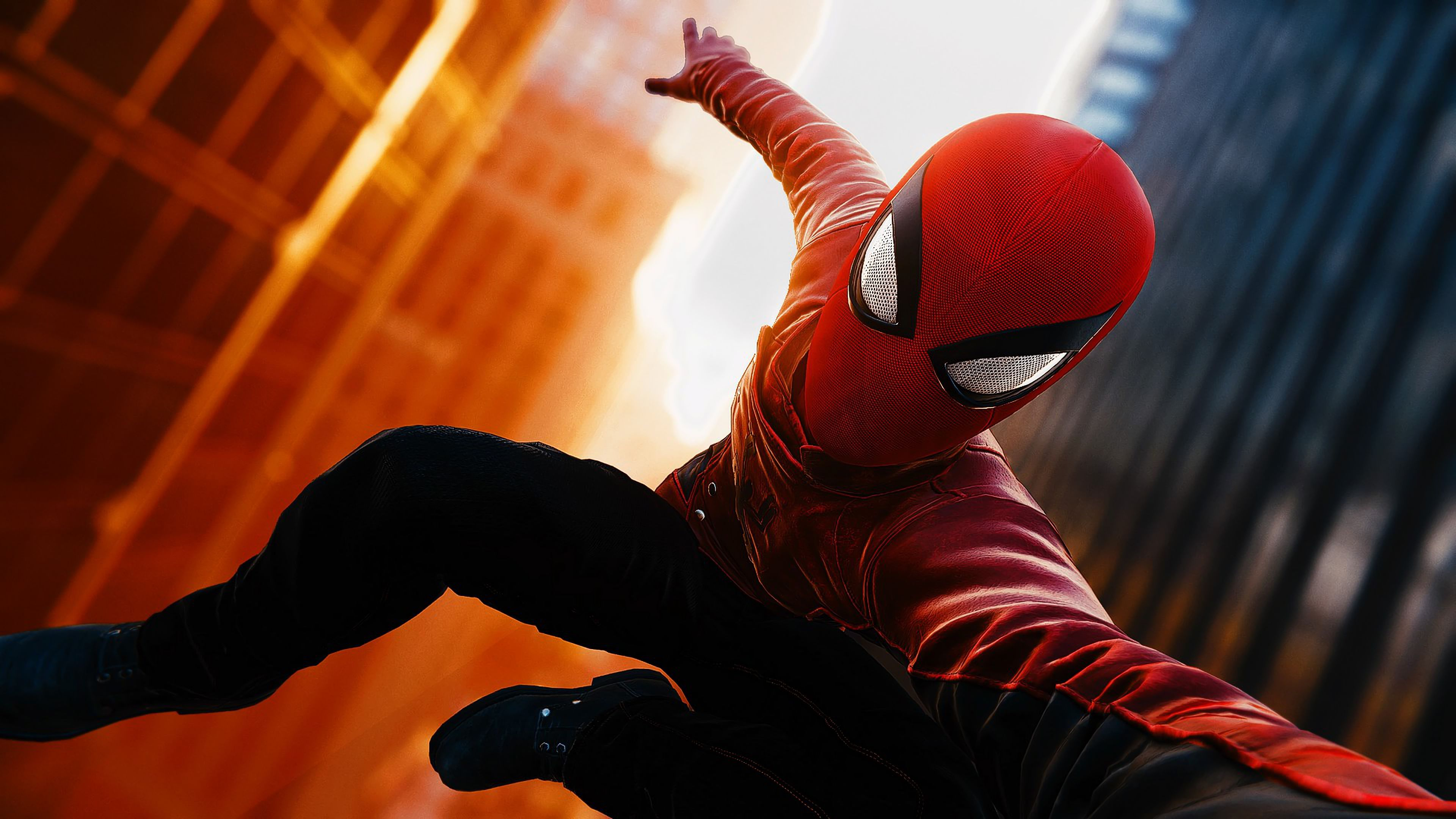 Ps4 Spiderman Wallpaper Pinterest Spiderman Ps4 And