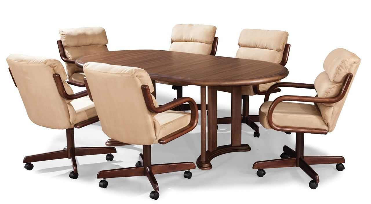 100+ Kitchen Table Sets with Caster Chairs - Rustic Kitchen ...