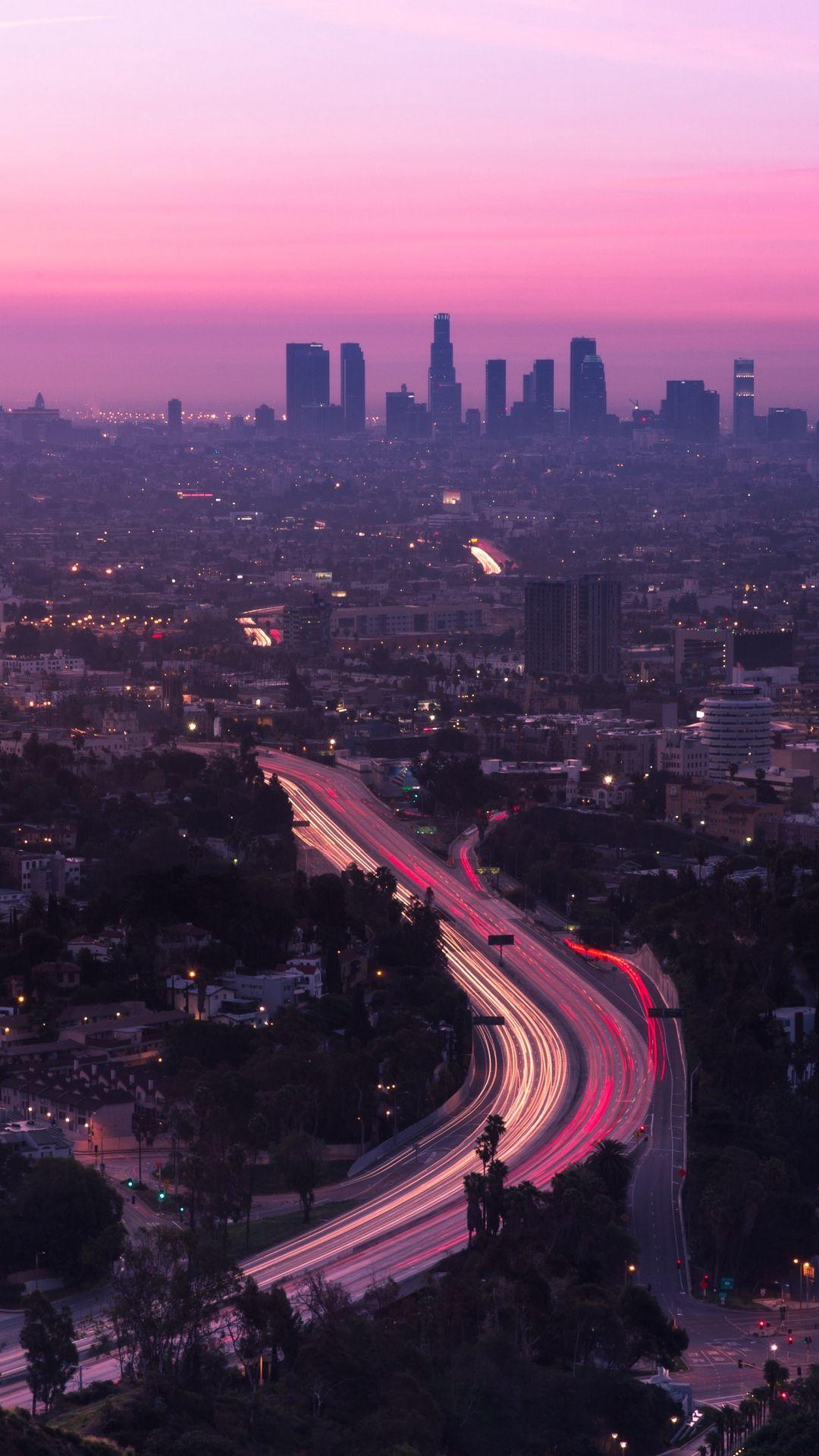 Man Made / Los Angeles (1080x1920) Mobile Wallpaper (Có