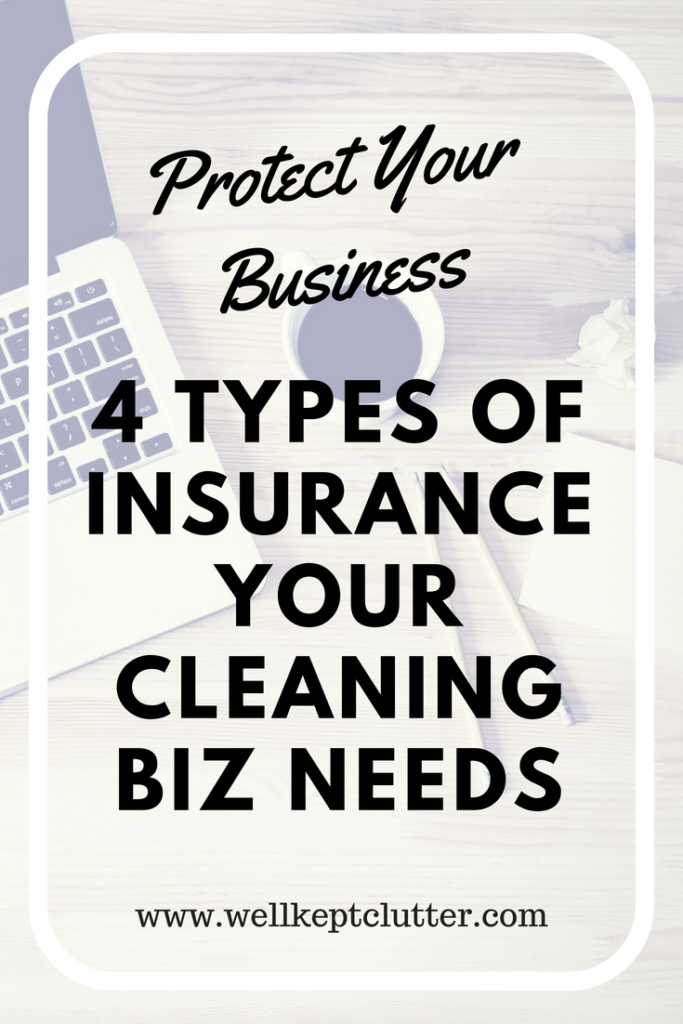Why Every Cleaning Business Should Carry Insurance Small