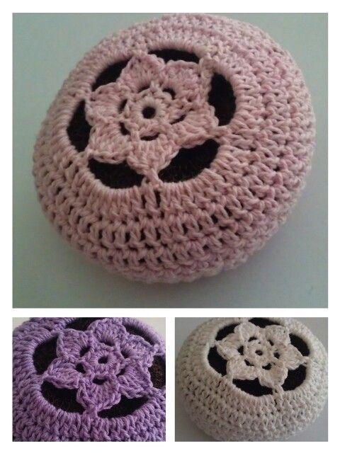 Pretty Ballet Bun Cover Hair Pinterest Crochet Crochet Hair