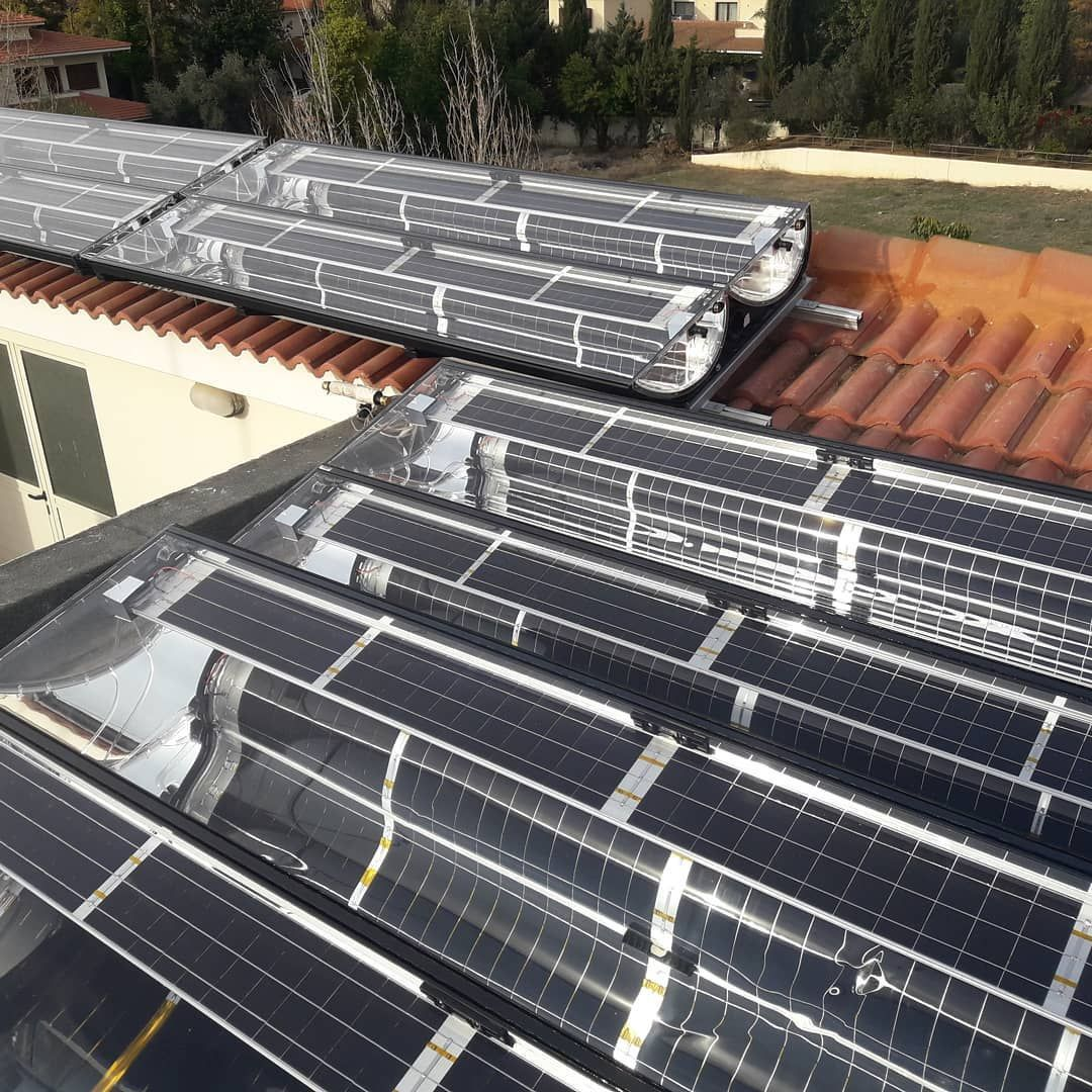 Solarpower Solarus Solarenergy Solar Energy Engineering Power Powercollectors Cpvt System Netmetering Elect Photovoltaic System Solar Water Heating