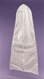 Tyvek Garment Bag Archival Storage for wedding gowns Storage Bag Hanging bag & Tyvek Garment Bag Archival Storage for wedding gowns Storage Bag ...