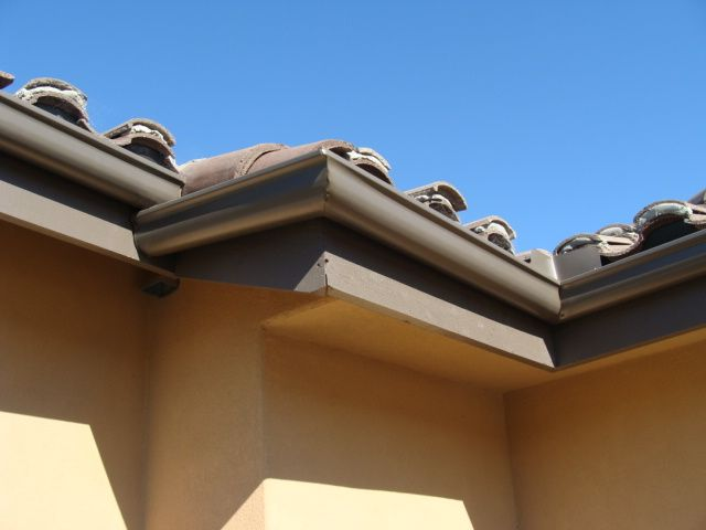 We believe in providing lightening #gutter #installation service - estimate form