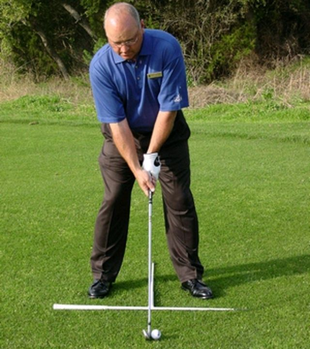 Getting a Great Golf Stance, Step-by-Step | Golf, To the and As