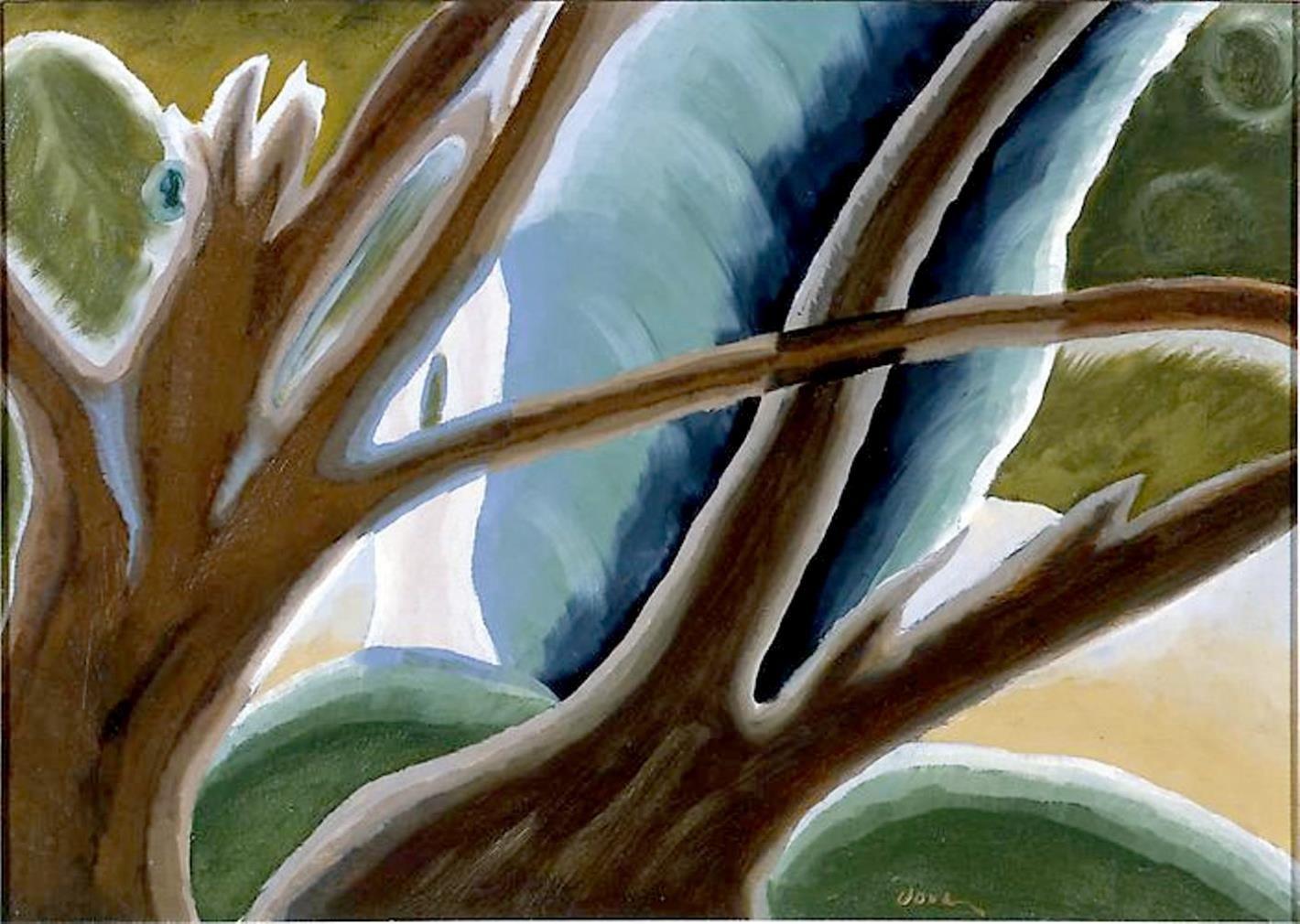 Arthur Dove(USA) アーサー・ダヴ(米) | 抽象絵画, アーサー, アート