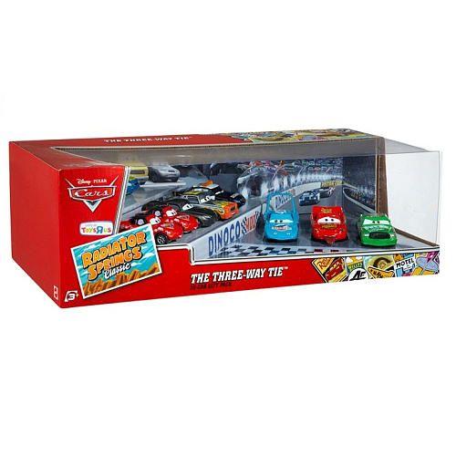 Jack - Disney Pixar's Cars Radiator Springs 10 Pack - Mattel ...