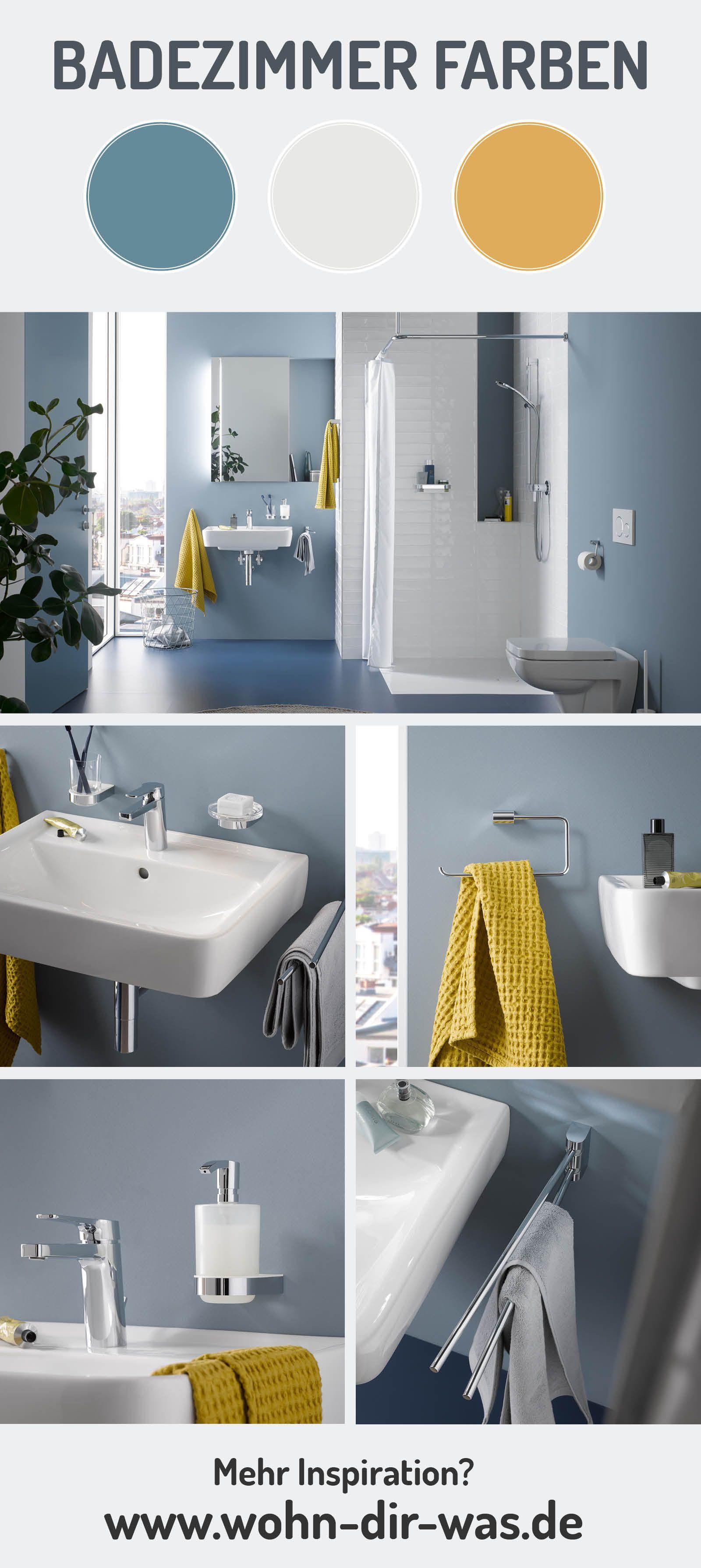 Farben Bestimmen Dein Leben Badezimmer Farben Badgestaltung Bad Farben